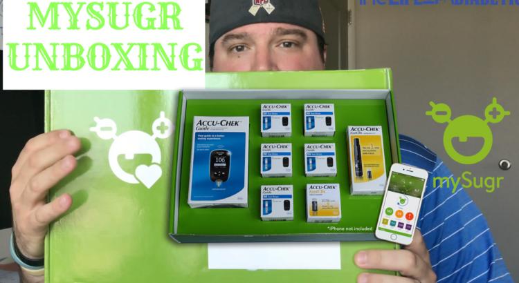 mysugr bundle unboxing thumbnail
