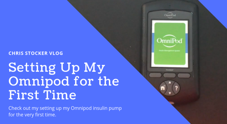 Setting Up My Omnipod for the First Time thumbnail