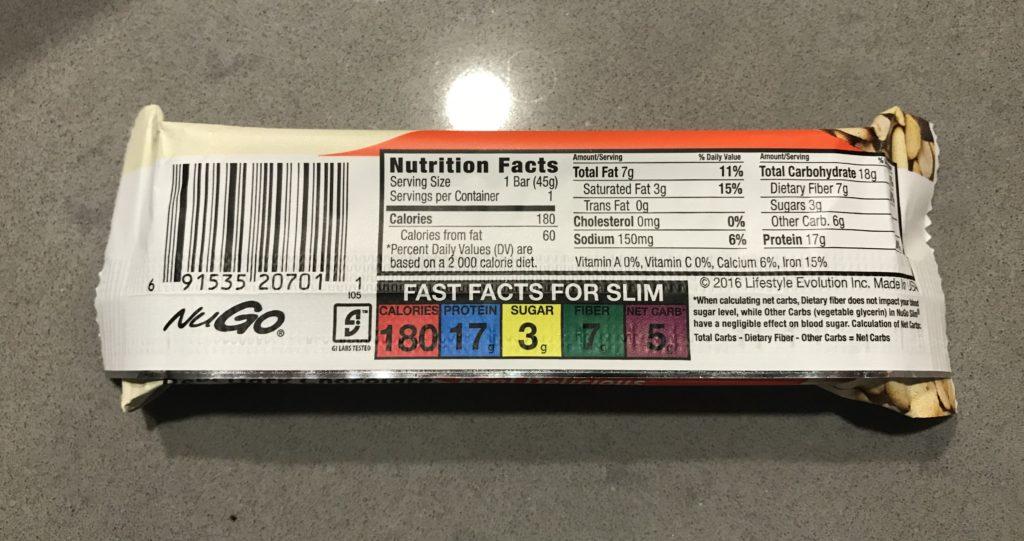 nugo slim life of a diabetic 4